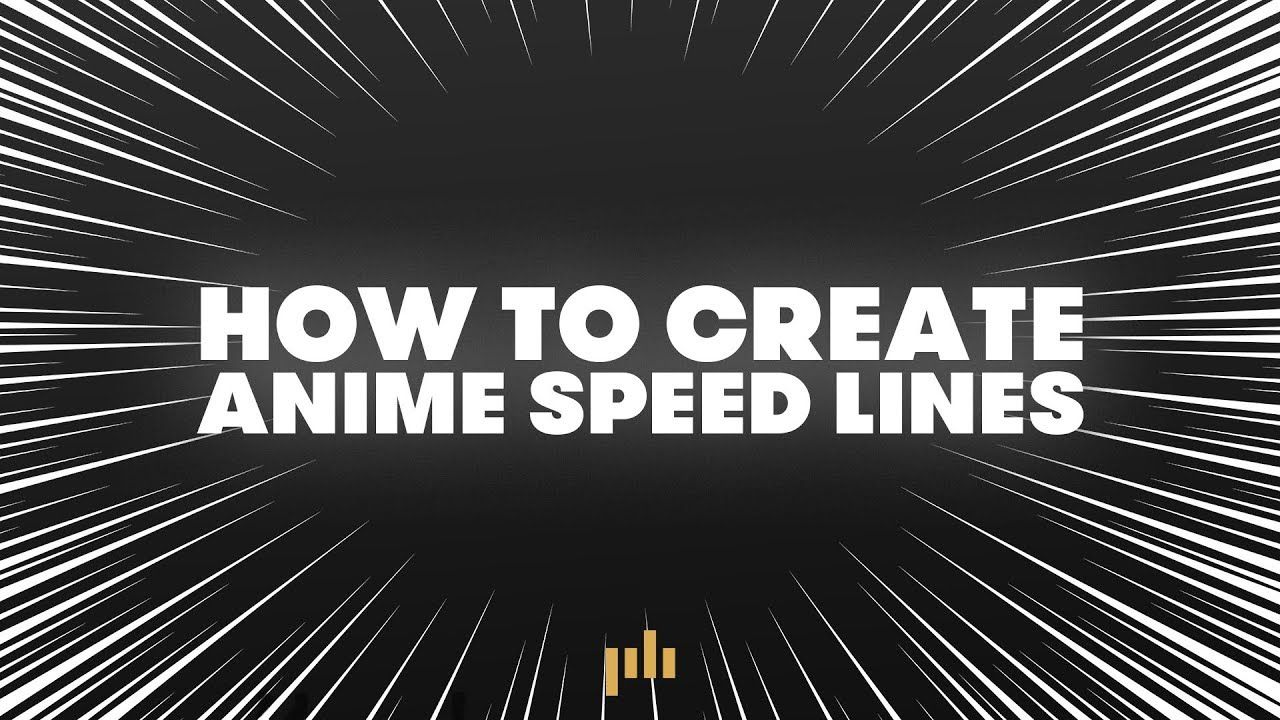 Create Anime Speed Lines In After Effects Premiumbeat Com After Effects Premiere Pro Tutorials Anime Tutorial
