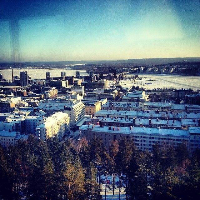 Jyväskylä in Länsi-Suomen Lääni