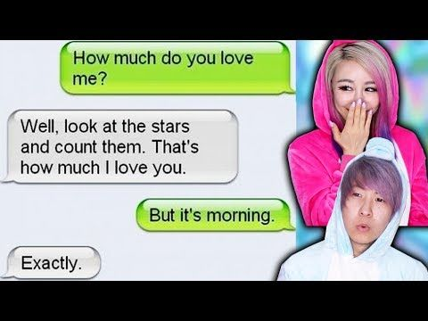 The Funniest Rejection Texts!!