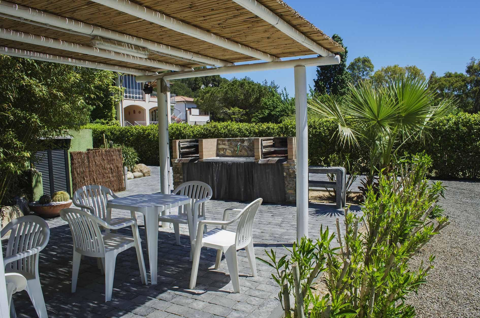 Barbecue Residence LeFornaci Marina di Campo Isola d