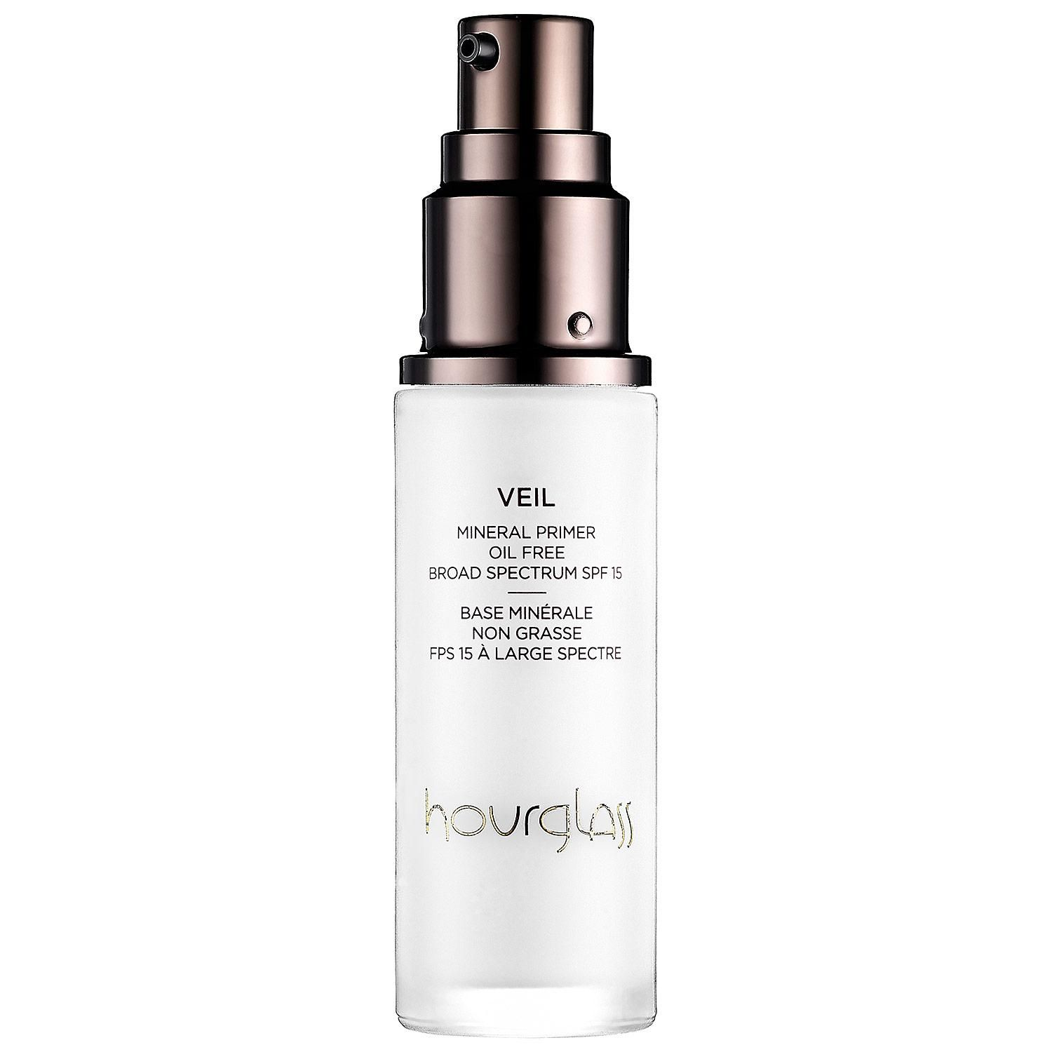 Get The No Makeup Makeup Look With Hourglass Veil Mineral Primer