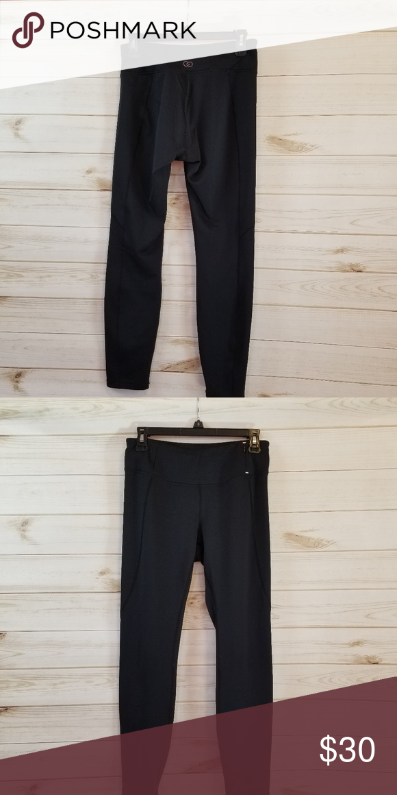 88052c703b Calia by Carrie Underwood black workout legging Calia by Carrie Underwood  black workout legging. Size medium In excellent condition zipper pocket  inseam 28