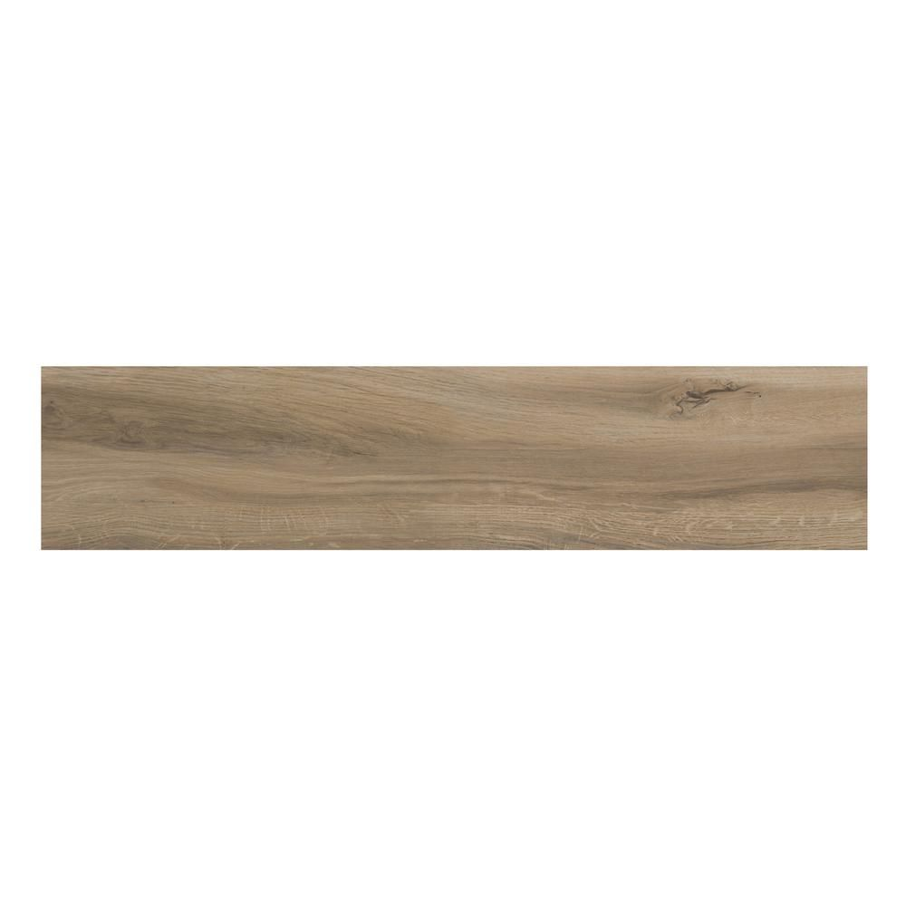 ELIANE Portland Birch In X In Glazed Porcelain Floor And Wall - Eliane porcelain tile
