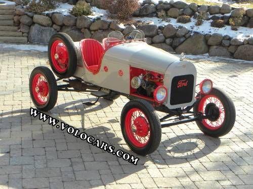 1924 Ford Model T Speedster Model T Ford Models Ford