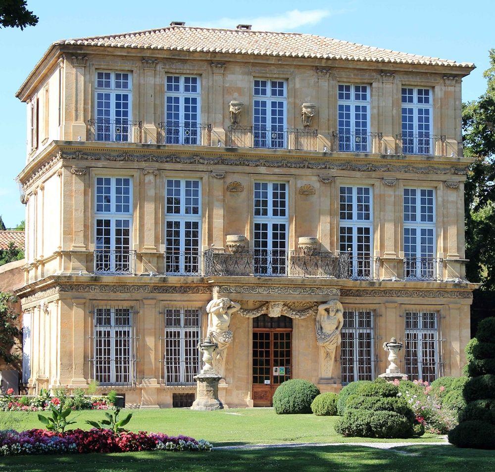 pavillon vend me historic house aix en provence architecture pinterest fachadas. Black Bedroom Furniture Sets. Home Design Ideas