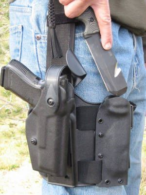 Kydex Sheaths To Carry Gun With Knife My Thing