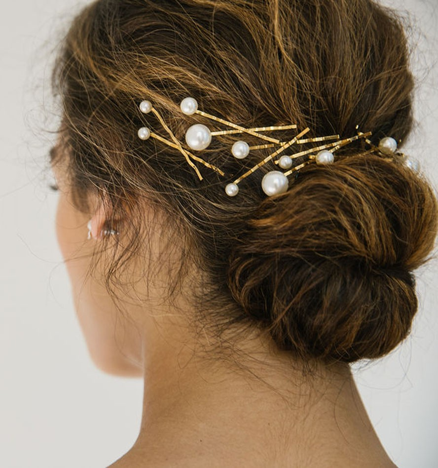 Perla Bobby Pin Set
