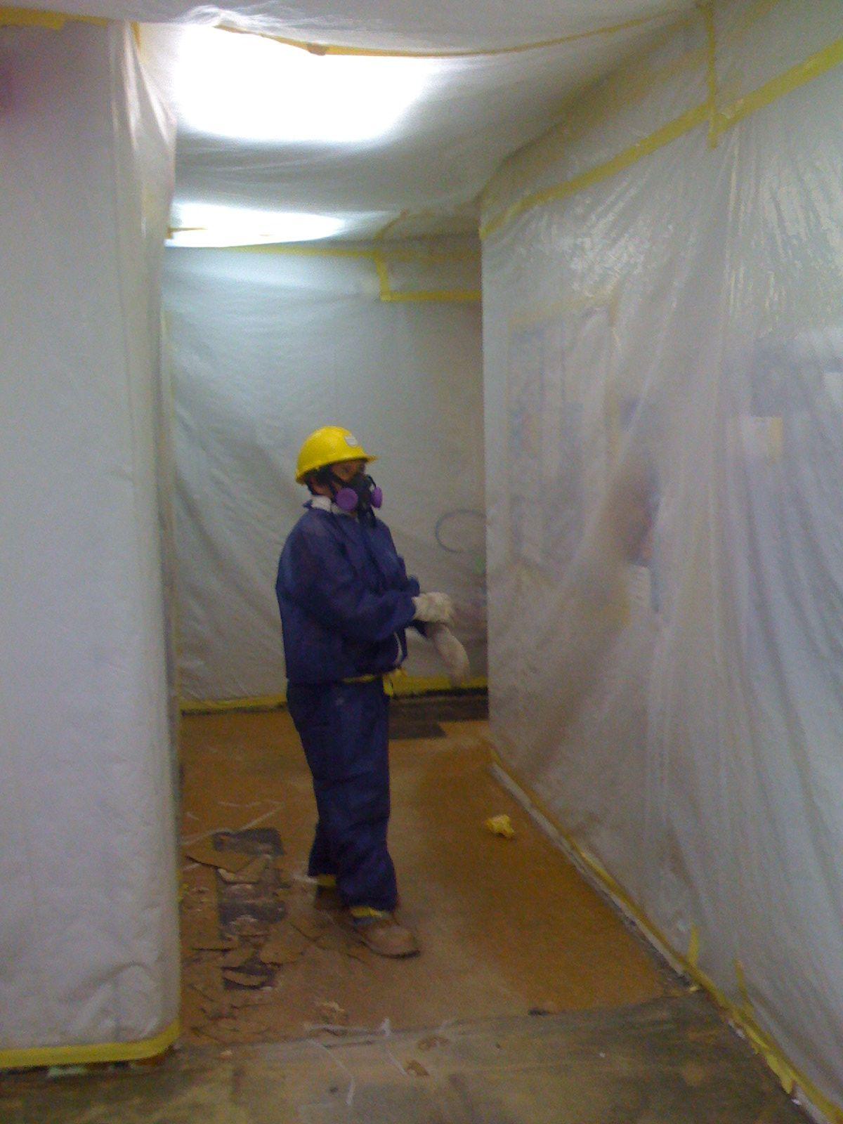 24+ For asbestos abatement