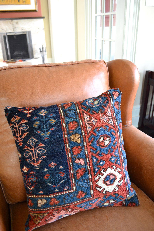Kilim Pillow Persian Rug Pillow Oriental Carpet