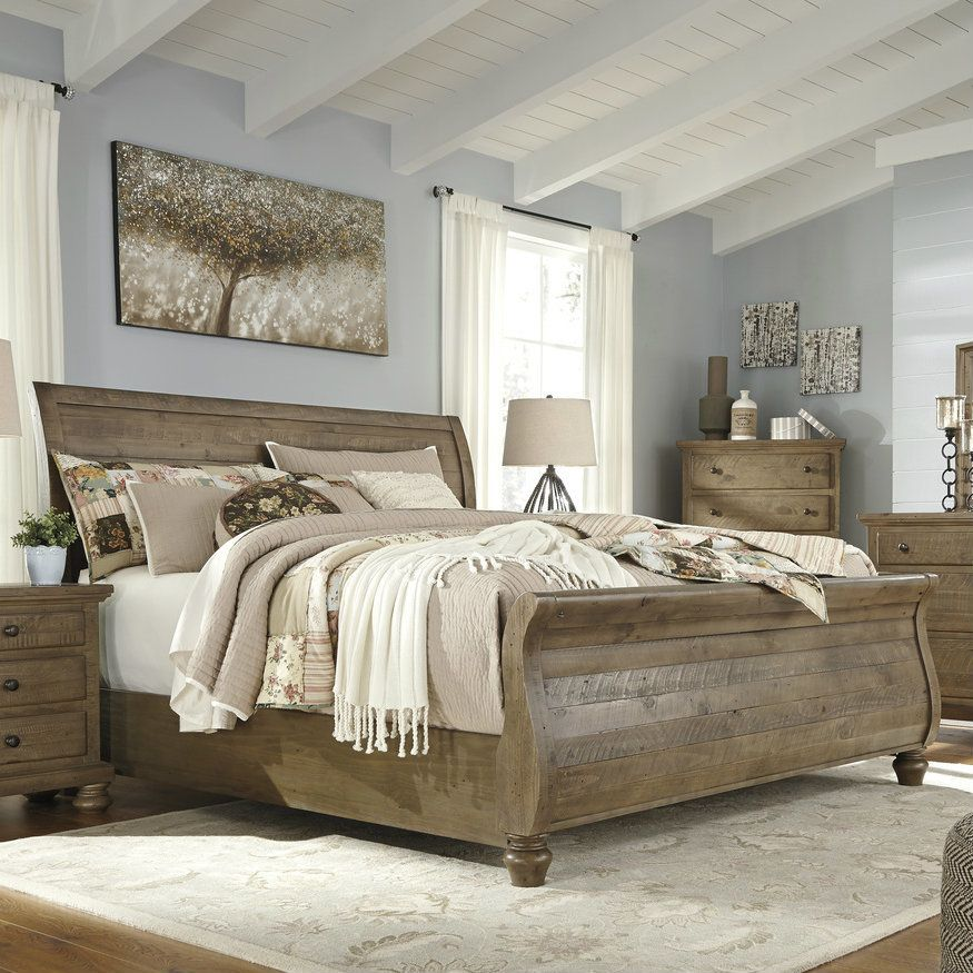 Sequoia Sleigh Bed   American Home Furniture and Mattress   Albuquerque   Santa Fe  Farmington. Sequoia Sleigh Bed   American Home Furniture and Mattress