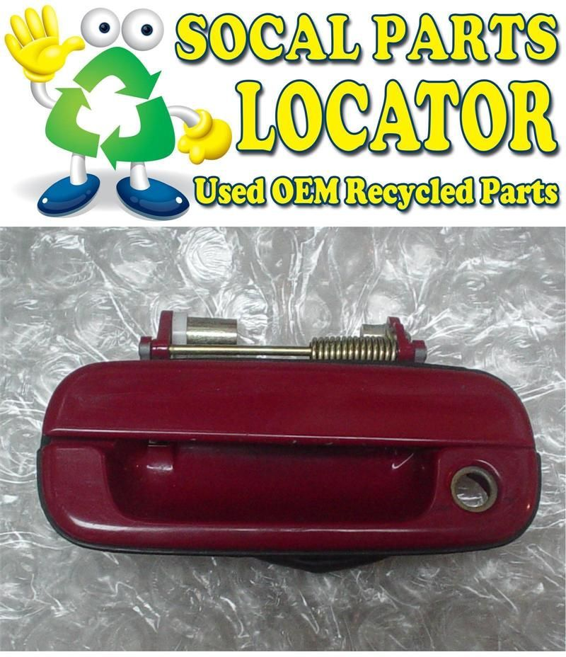 Used Acura Legend Coupe OEM Recycled Door Handle LH 91 92 93 94 95 So Cal Parts Locator