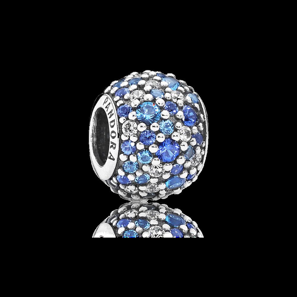pandora charm blu