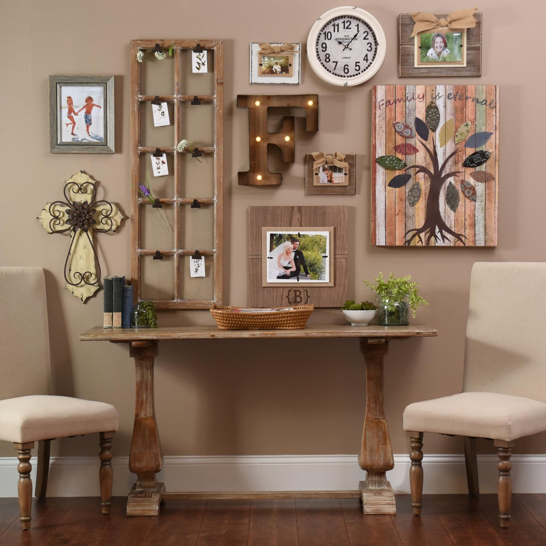Make your family room a little more personal with items ... on Kirkland's Decor Home Accents id=22811