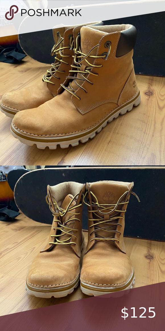 Timberland's Boots