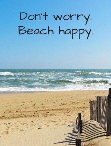Beach Happy Beach Therapy Beach Quotes Beach Vacation