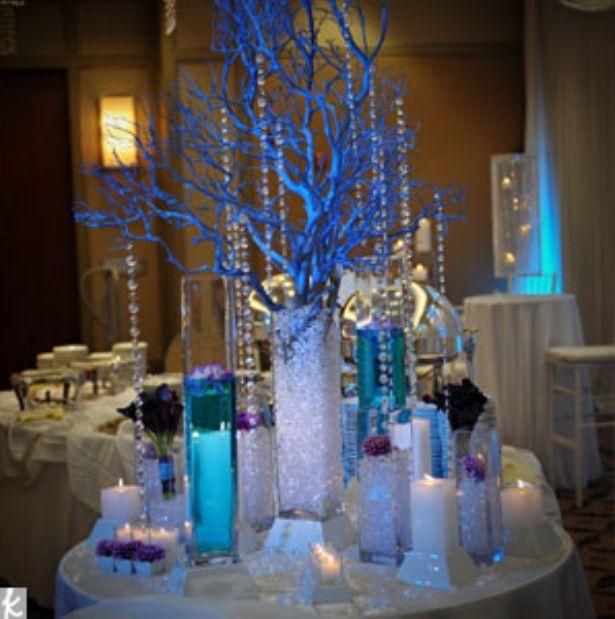 décoration de mariage bleu turquoise mariage bleu mariage 1 mariage ...