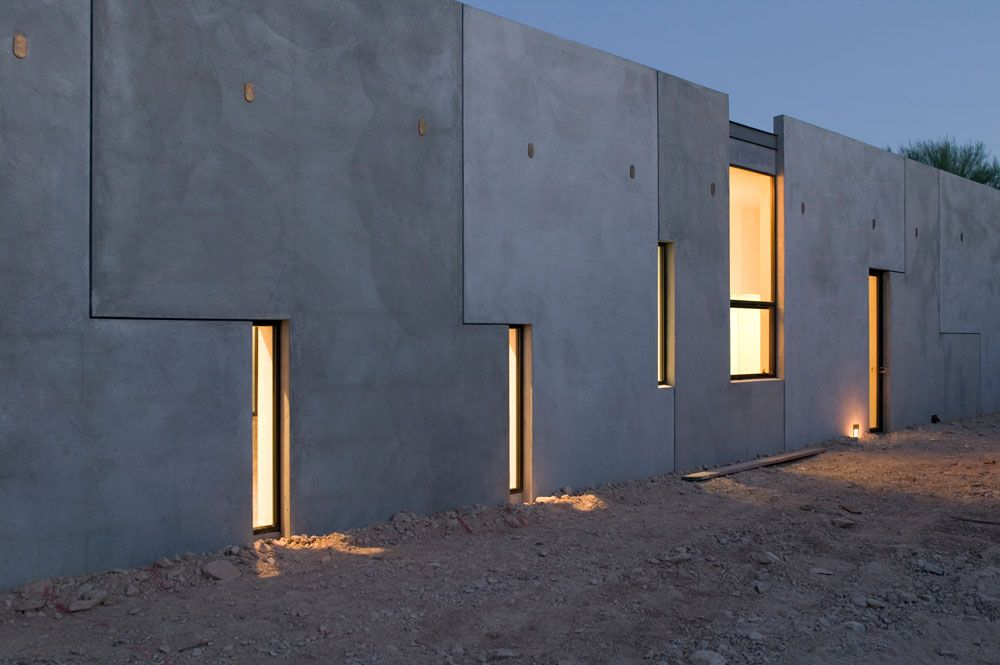 Planar house by steven holl architects paradise valley for Home holl