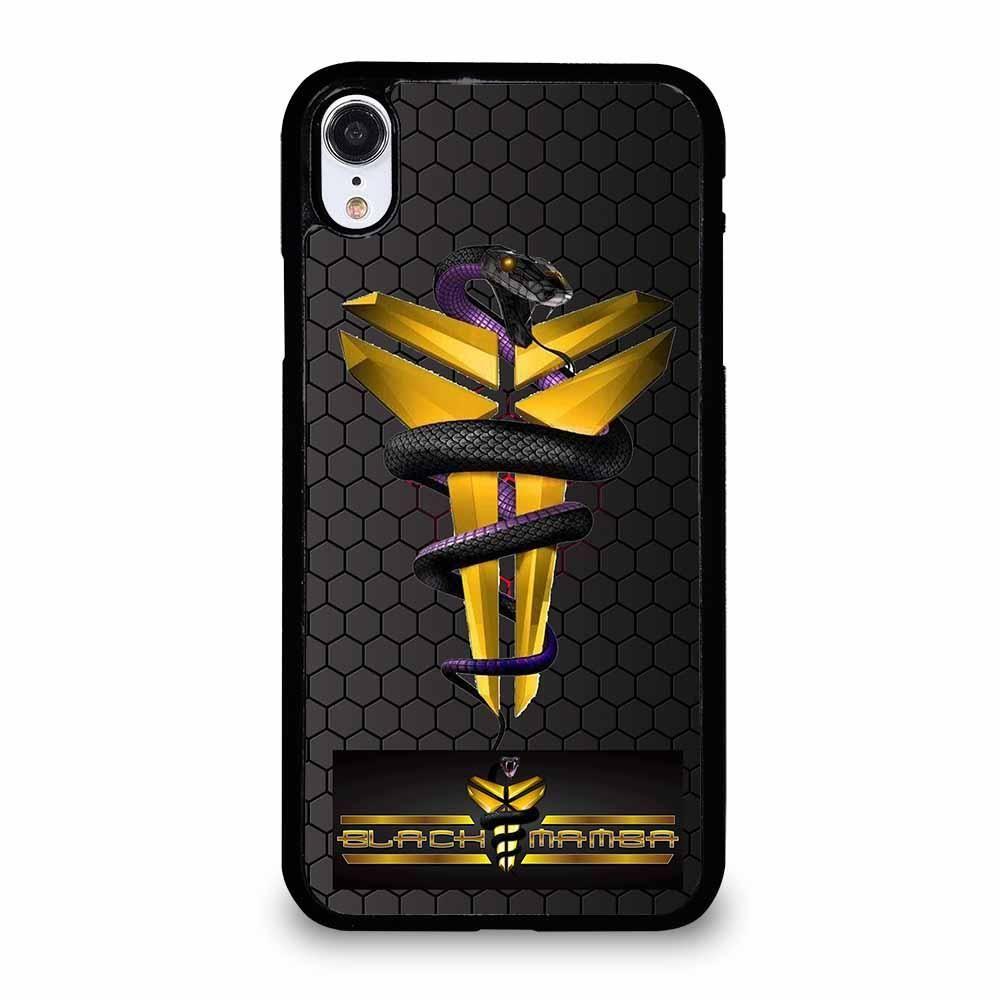 Kobe Bryant Black Mamba Logo 1 Iphone Xr Case Kobe Bryant Wallpaper Kobe Bryant Black Mamba