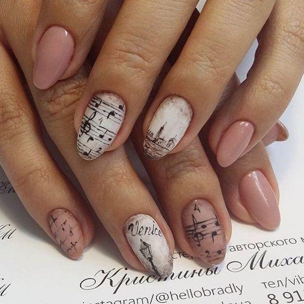 nail art examples spring
