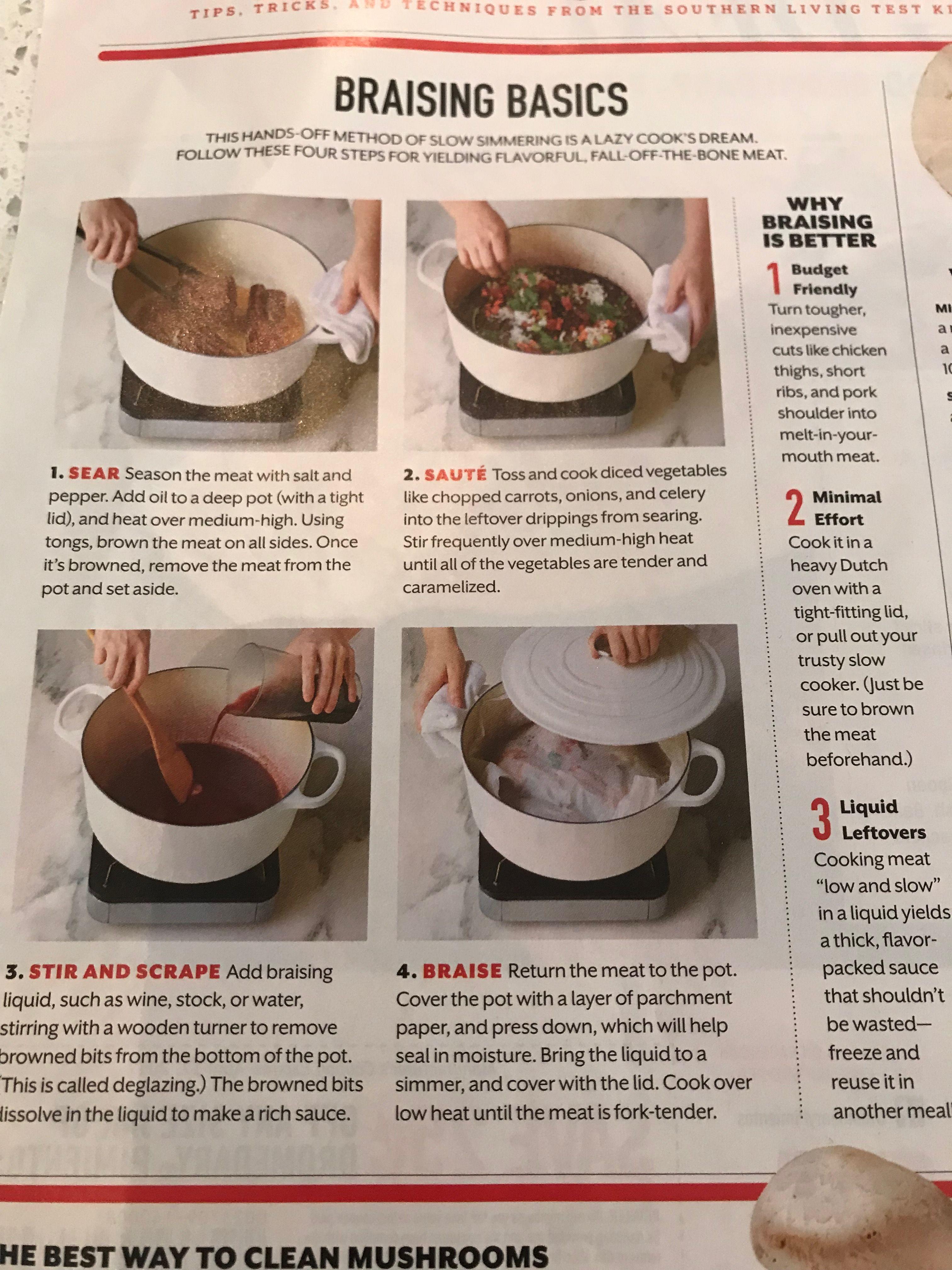 Idea By Sarah Huisman On Y U M Short Ribs Cooking Off The Bone