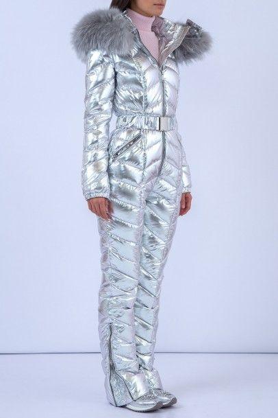 Комбинезон ODRI marta silver - купить в интернет-магазине Intermoda ... 9b4e5c0d5e7