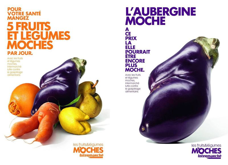 5 fruits et lgumes moches par jour voici une campagne de publicit pleine d