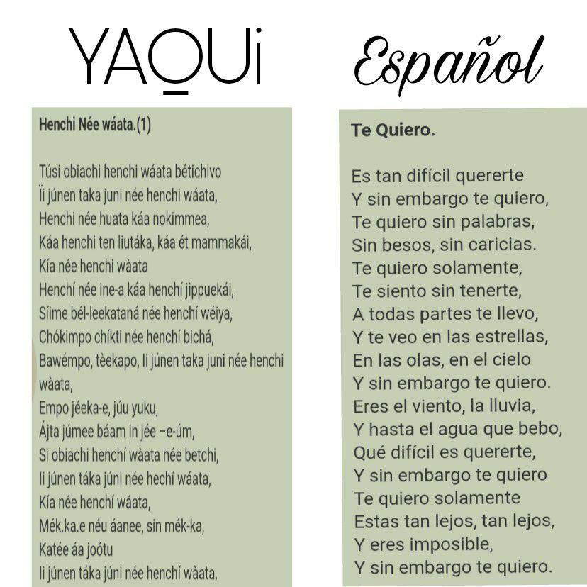 """Cazadordementes: """"Yaqui♥"""""""