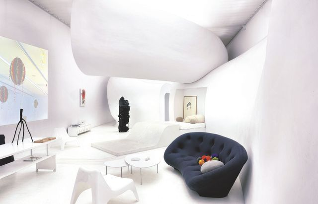 Paris 10 : loft design et futuriste white stuff lofts and walls