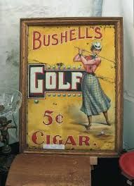 Some Antique Cigar Advertising With