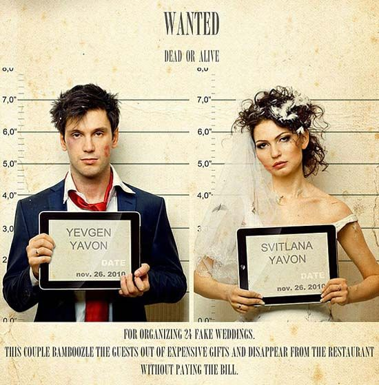 $5 Couple Wanted Poster - Email the following to support@pixieflip - examples of wanted posters