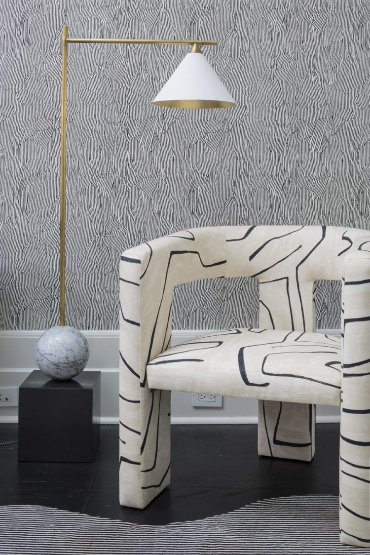 Kelly wearstlers new collection for groundworks deco contemporaine intérieur moderne lampe sur pied