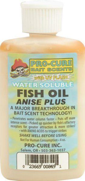PRO-CURE WATER SOLUBLE OIL UV FLASH - 4oz. ANISE | InnovativeAngler - The Zoner Fishing | Smart Diver Downrigger
