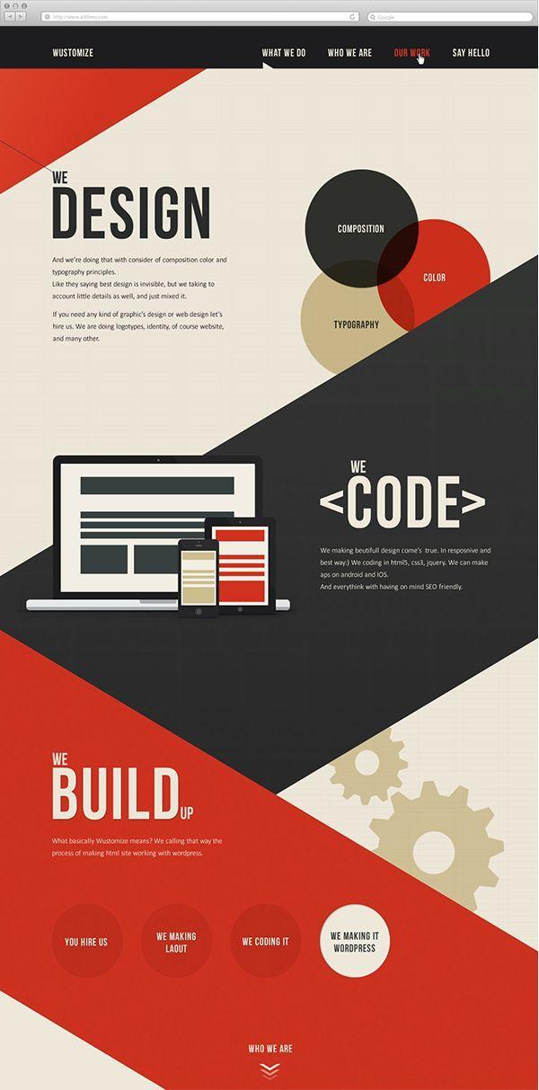 Pin On Web Designs
