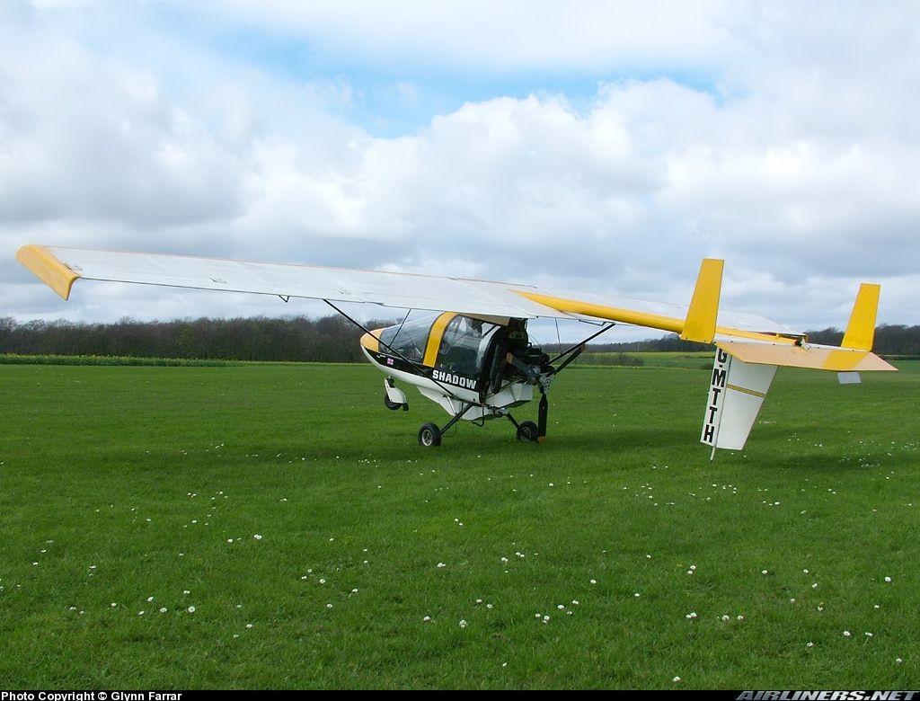 CFM Shadow BD G-MTTH #aviation #aircraft #microlight #ultralight #single #piston #rotax #uk