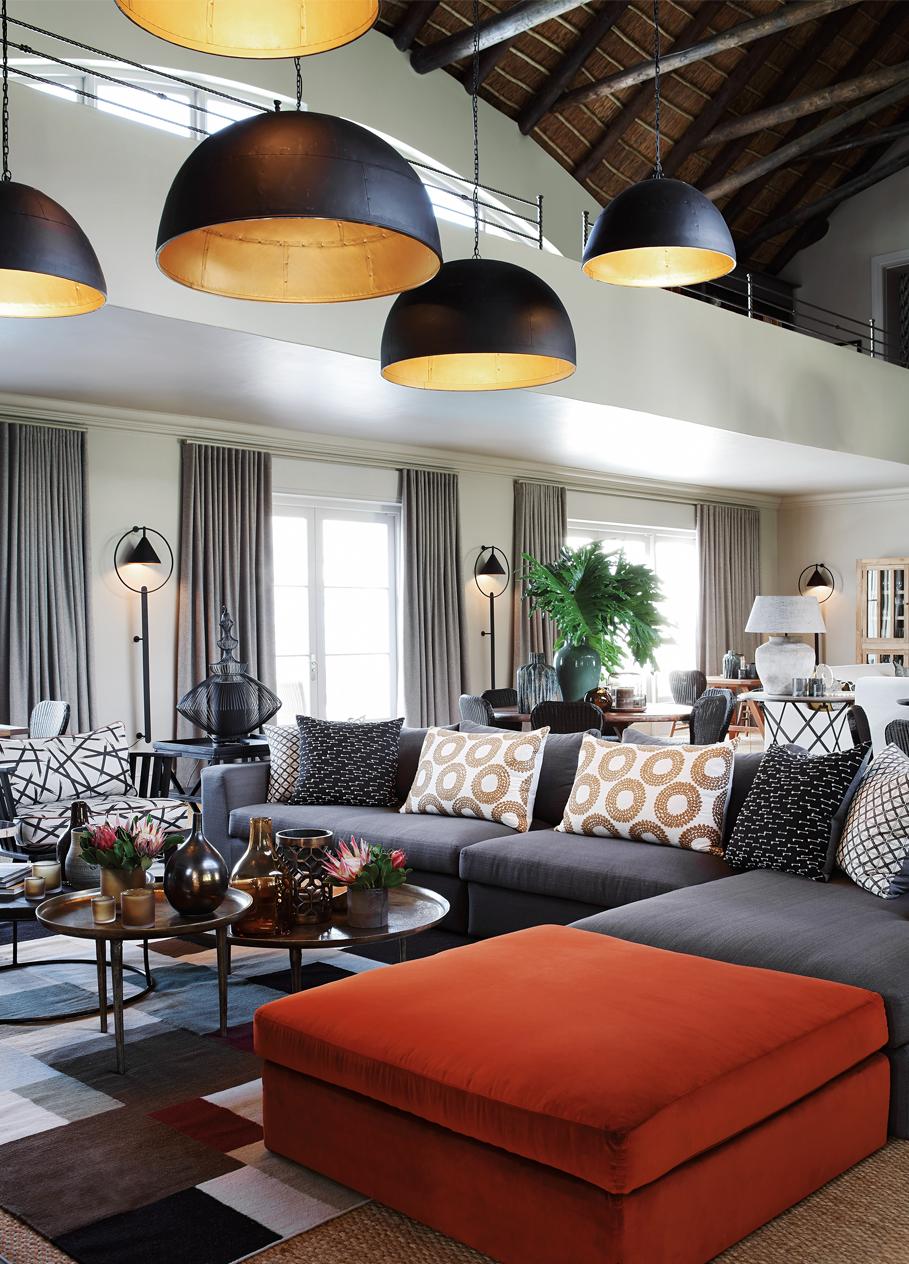 The Thatch House Boutique Hotel Refurbishment - La Grange Interiors