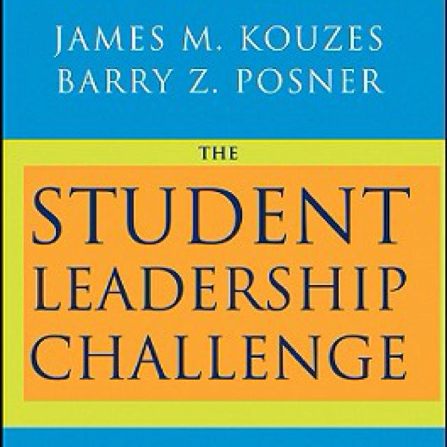 The Student Leadership Challenge Is Must Read For Youth