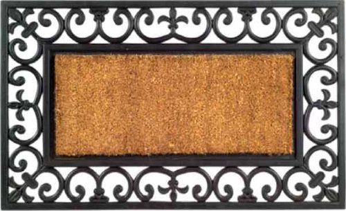 Imports Decor Rubber Back Coir Doormat Country Gate 18inch By 30inch For More Information Visit Image Link This Is An Affiliate And I Receive A