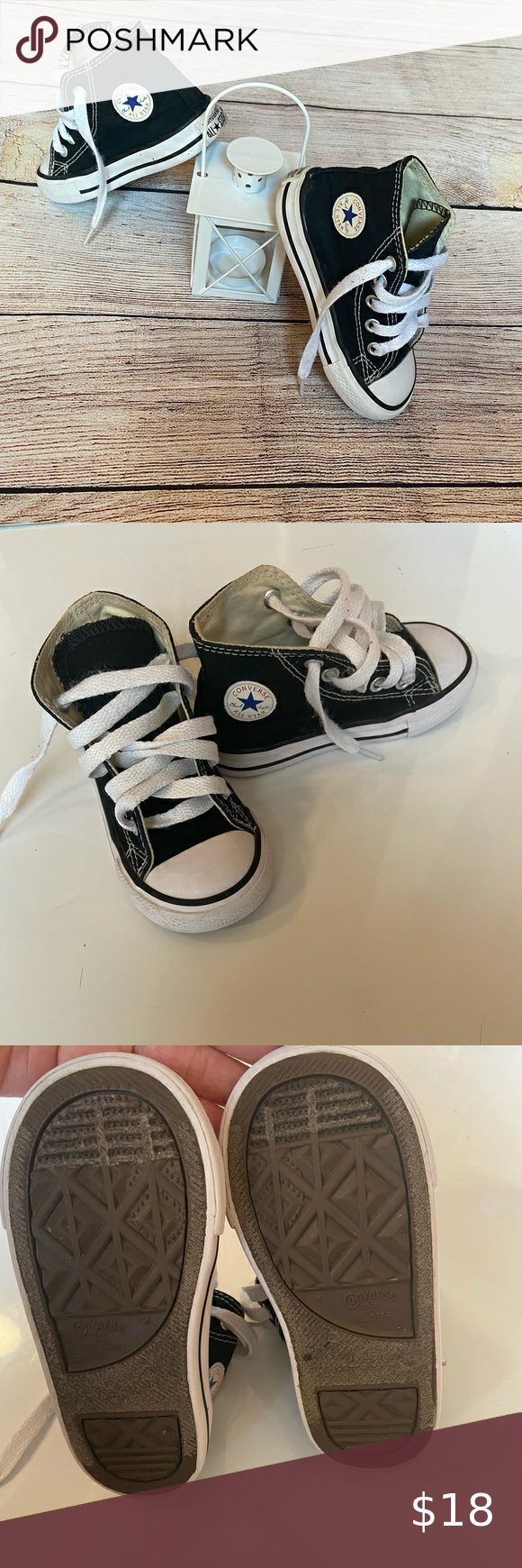Infant Converse All Star �� Size US 6