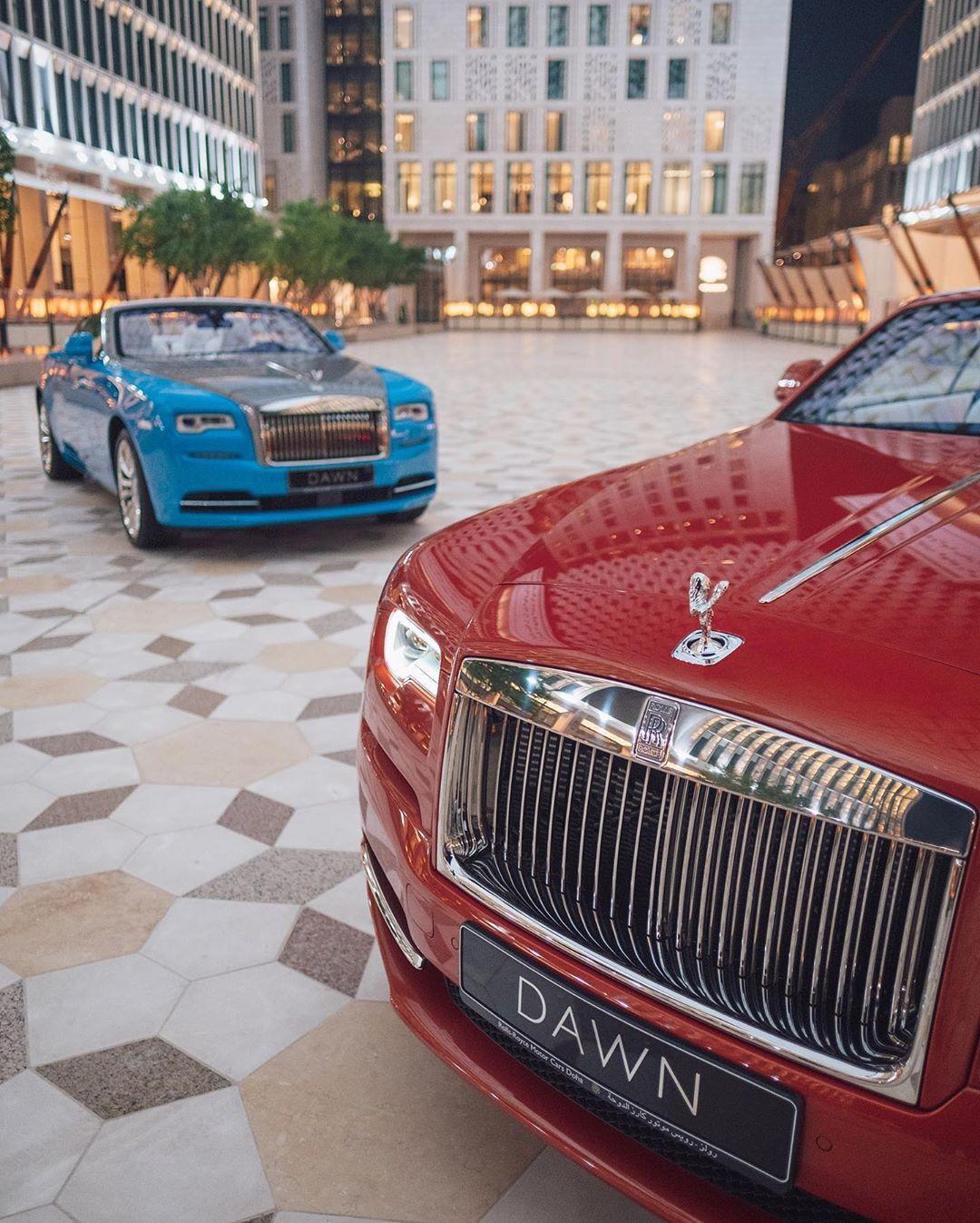 Rolls Royce Dawn Rental Dubai In 2020 Luxury Car Rental Car Rental Sports Cars Luxury