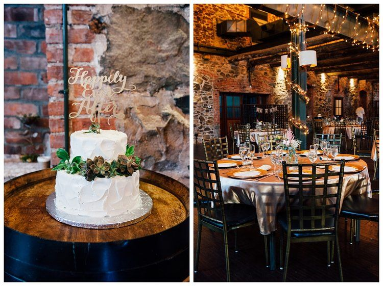 Delicate and DIY wedding at Brotherhood Winery • The