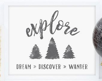 You are Our Greatest Adventure  Wanderlust Decor  Adventure Nursery  Gray Nursery Decor  Adventure Printable  Instant Download  8x10 #AdventureNursery #Quotes is part of Kid room decor - You are Our Greatest Adventure  Wanderlust Decor  Adventure Nursery  Gray Nursery Decor  Adventure Printable  Instant Download  8x10 AdventureNursery Quotes