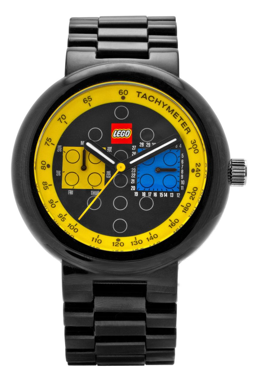 bac0e484e38 LEGO Watches For Adults  A Geeky Collection To Drool Over