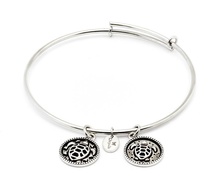 Chrysalis Bracelet Serenity The Turtle Is An Ancient Symbol For