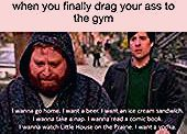 35 Fitness Memes to Enjoy on Your Couch  35 Fitness Memes to Enjoy on Your Couch    This image has g...