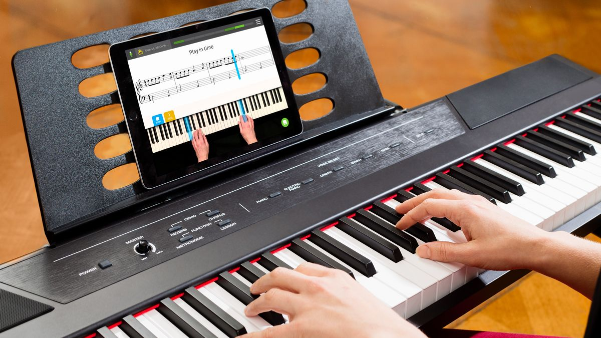 Skoove Piano Lessons