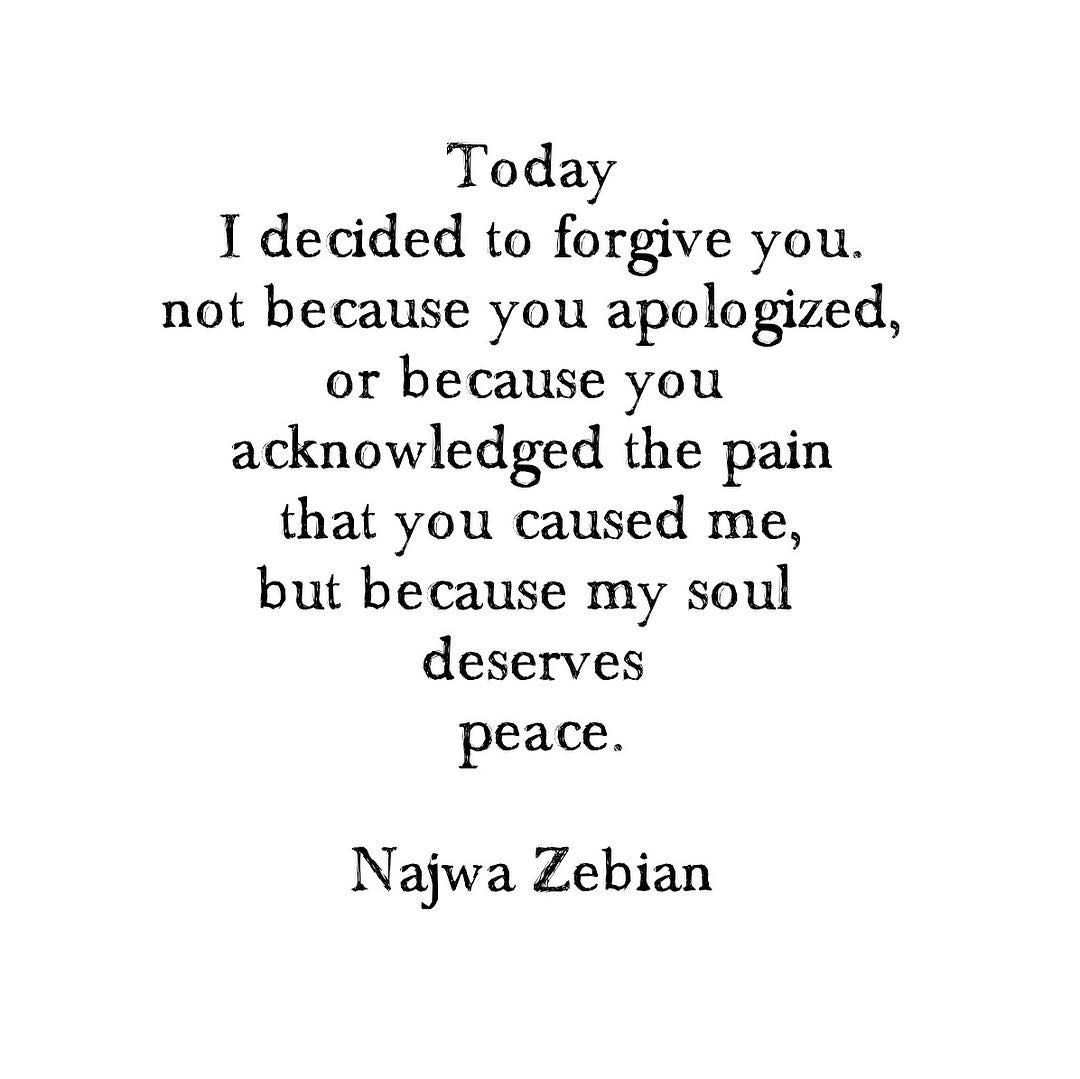 For daily inspiration and poetry follow @najwazebian for more and purchase her book Mind Platter. Credit:www.najwazebian.com by thegoodquote