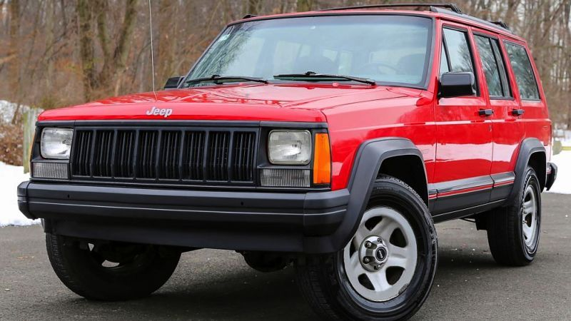 For 9,950, Could This 1996 Jeep Cherokee Have You