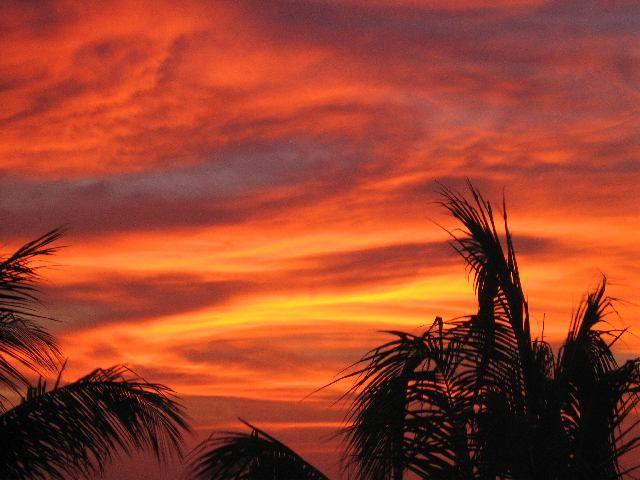 Sunset, Flamingo Beach Costa Rica
