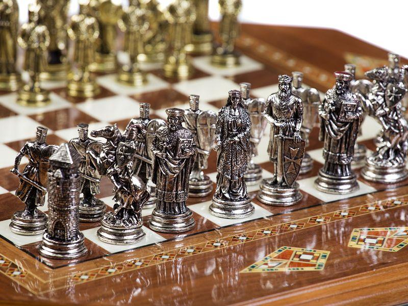 Фотографии шахматных фигур