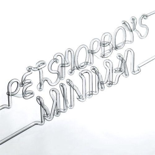 Pet Shop Boys – Minimal (single cover art)